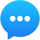Messenger - Chamada de vídeo, texto, SMS, e-mail icon