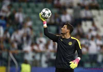 Roman Bürki met la sélection nationale de côté