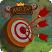 King Arrow Icon