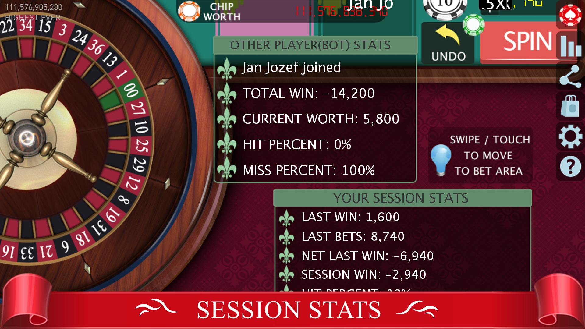 Roulette Royale - FREE Casino screenshot #15