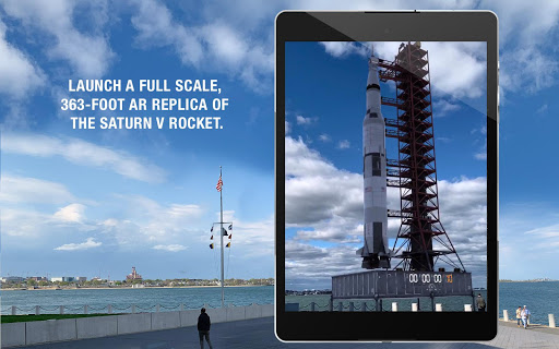 JFK Moonshot: An AR Experience of Apollo 11 mission screenshot 7