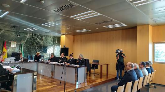 El fiscal rebaja su acusación para dos de los técnicos del Mesón Gitano