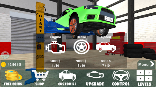 Car Parking Driving Simulator 3D Parking lot 1.0.1 screenshots 5