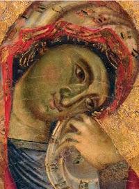 Grande croce del Maestro di San Francesco, Chiesa di San Francesco Arezzo (particolare)
