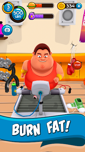 Fit the Fat 2  captures d'u00e9cran 2