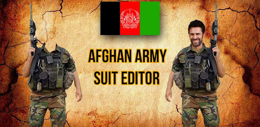 Afghan Army Suit Editor - Uniform changer 2017 app (apk) free download for Android/PC/Windows screenshot