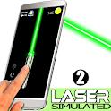 puntatore laser simulatore 2 icon