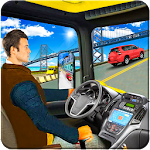 In-Bus Driving Simulator Icon