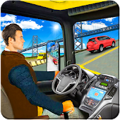 In-Bus Driving Simulator