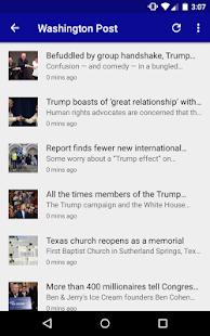 USA News RSS - náhled