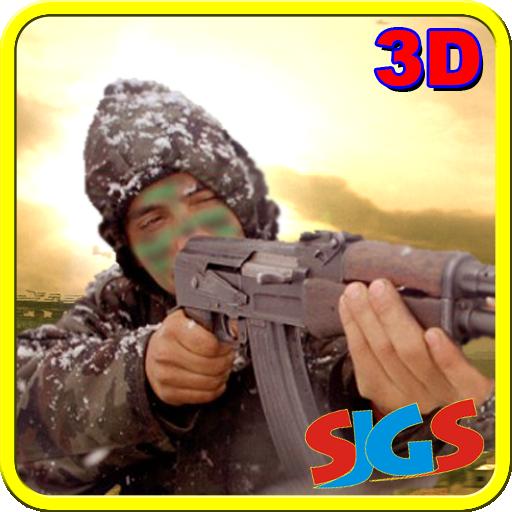 Commando Luigi Warrior Shooter