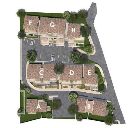 Vente appartement 2 pièces 60,54 m2
