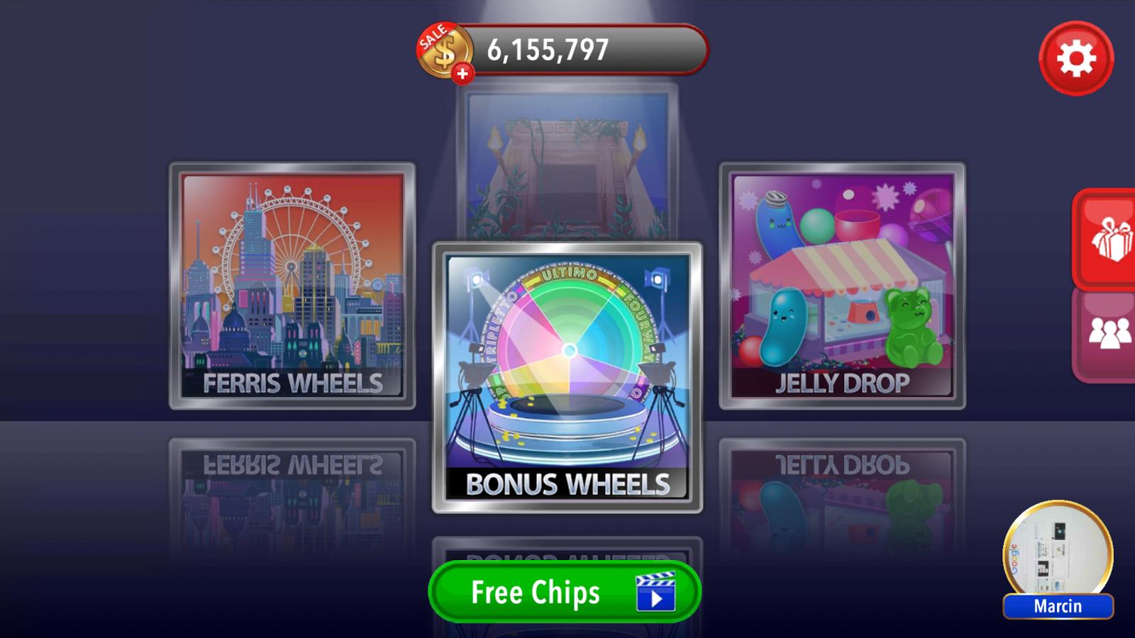 slots weel deals