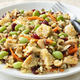 Curry Grain Salad Recipes