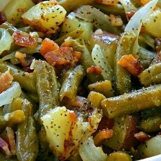 Canned Green Beans With Bacon Recipes
