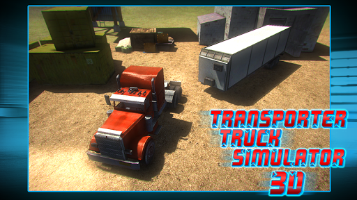 トランスポーターシミュレーター3D