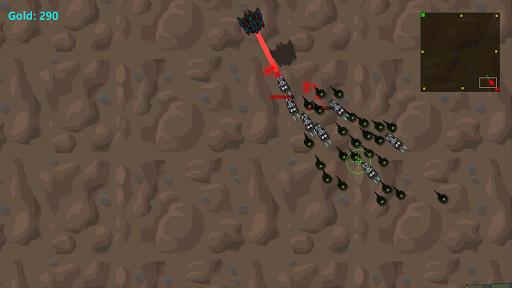 Military Warfare (RTS)  screenshots 6