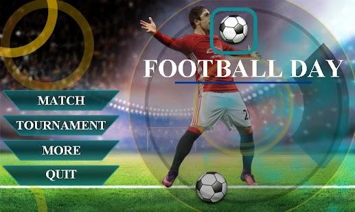 Football Day - náhled