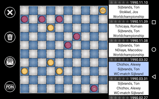 Draughts screenshot 11