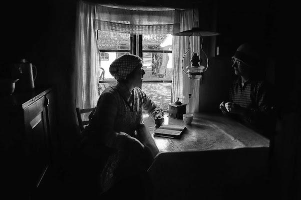 La cucina della nonna: ricordi d'infanzia di BASTET-Clara