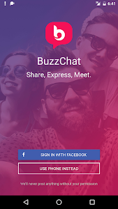 BuzzChat screenshot 0