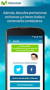 Mi Movistar MX screenshot 2