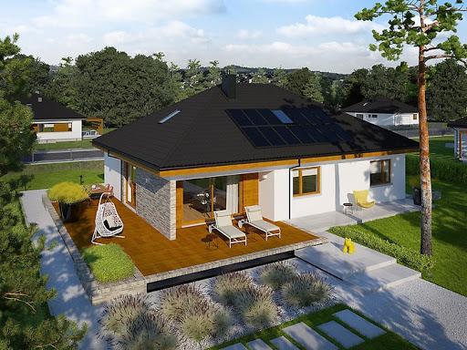 projekt Astrid mała II G2 Energo Plus