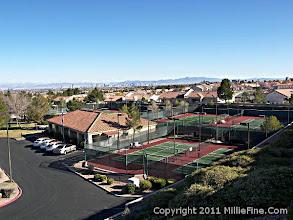 Photo: Tennis & Security Desert Vista Center