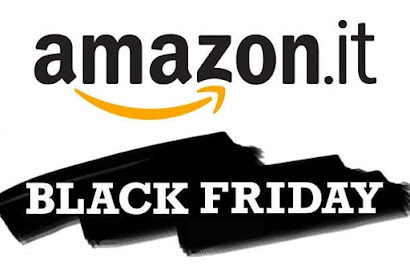Black Friday Amazon: sconti e offerte su tutto il catalogo