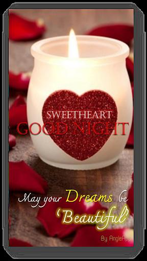 Good Night Sweet Dream My Love My Sweetheart Apk Download Apkpureco