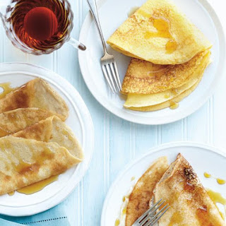 Gluten-Free Crepes.
