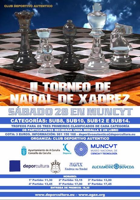II TORNEO DE NADAL (2013)