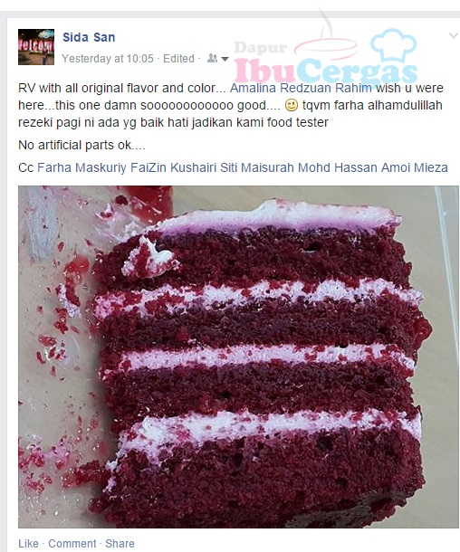 pewarna beetroot ubi bit Kronologi Eksperimen Mendapatkan Warna Merah Semulajadi Red Velvet Cake 10qsgweOT04w32xWk2jHS8OCW54jFh6PHViBLKiJG7E w508 h610 no