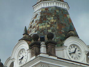 Photo: Roof detail