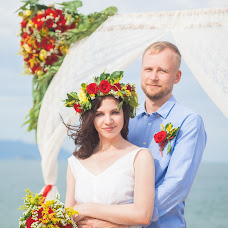 Wedding photographer Elena Osipova (elenaosipova). Photo of 21.10.2017