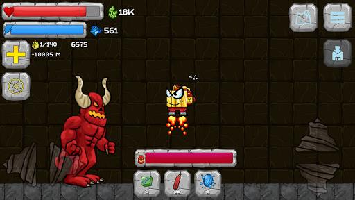 Digger Machine find minerals 1.9.4 screenshots 5