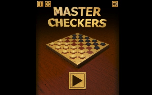 Checkers - play classical checkers for Chrome