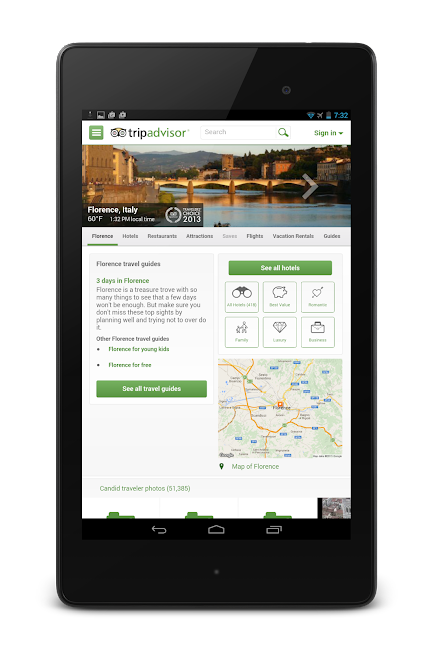 #23. TripAdvisor Hotels Restaurants (Android)