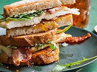 Sweet And Spicy Bacon Chicken Sandwich Recipe