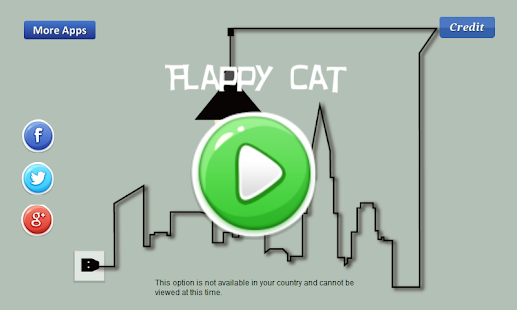 Flappy Cat-avoid pillars,dogs - náhled