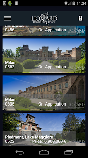 Lionard Luxury Real Estate- miniatura screenshot