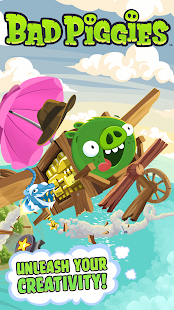 Bad Piggies- screenshot thumbnail