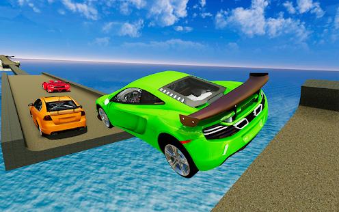 Download Ultimate Ramp car Stunts For PC Windows and Mac apk screenshot 2