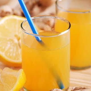 Clean Hangover Elixir.