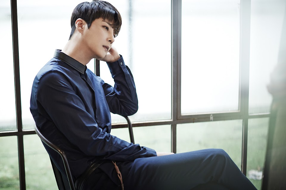 Shin Hyesung teaser image for Group S comeback
