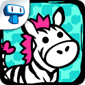 Zebra Evolution - Clicker Game icon