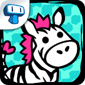 Zebra Evolution - Mutant Zebra Savanna Game