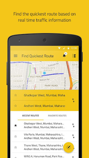 Traffline: Traffic & Parking screenshot 1