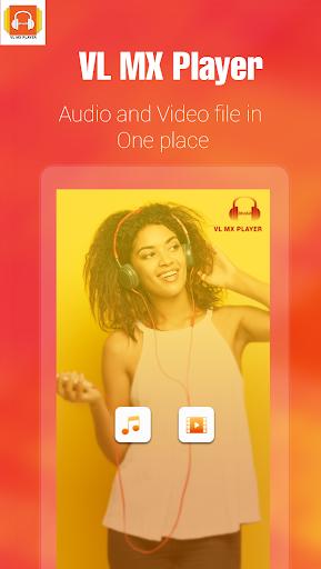 VL MX Audio & Video Player 1.0 screenshots 8