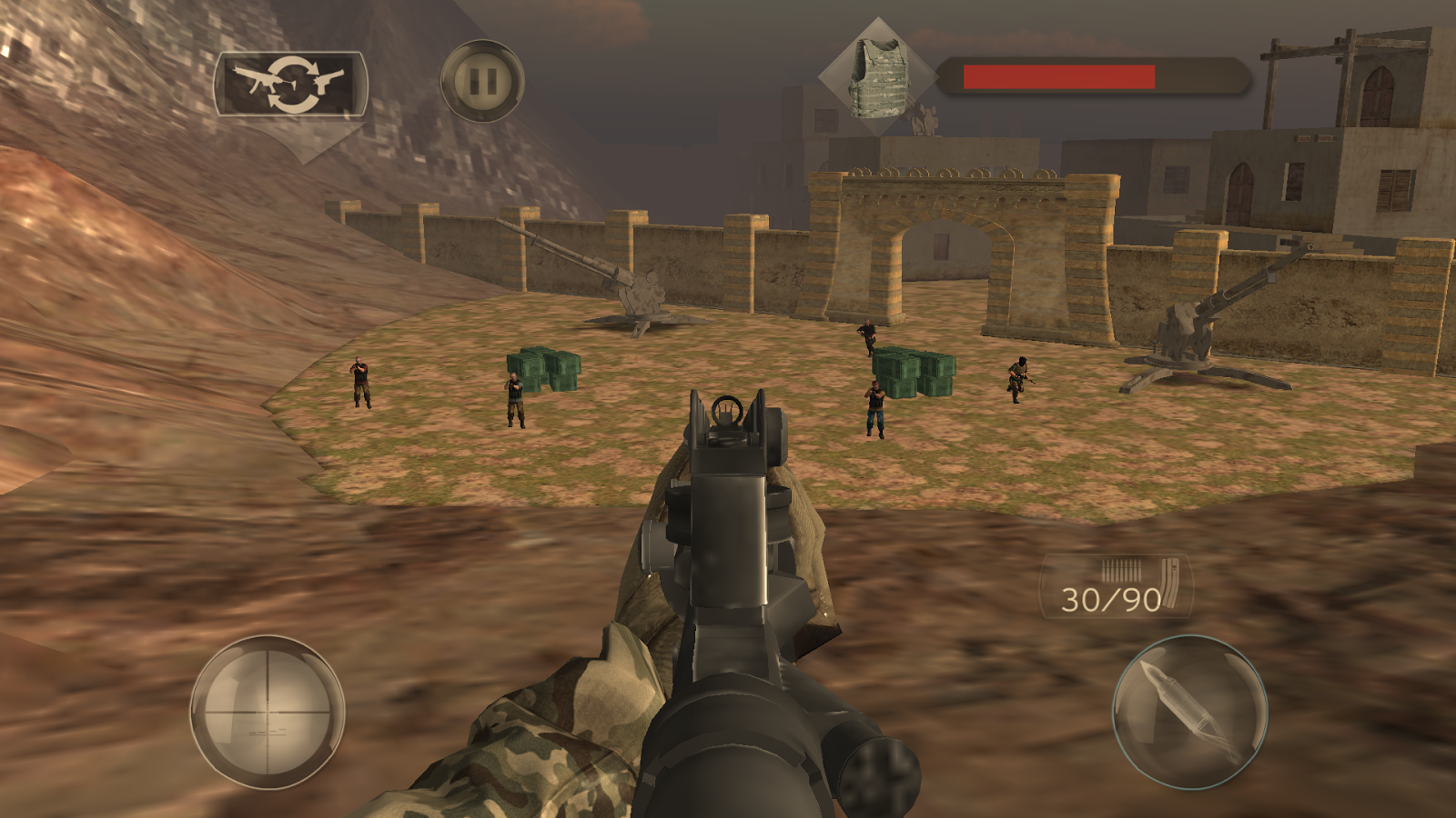 Death Mission- screenshot